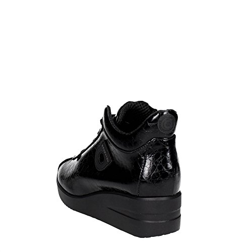 Nero Donna Sneakers 14 226 Agile By Rucoline wYHgHx