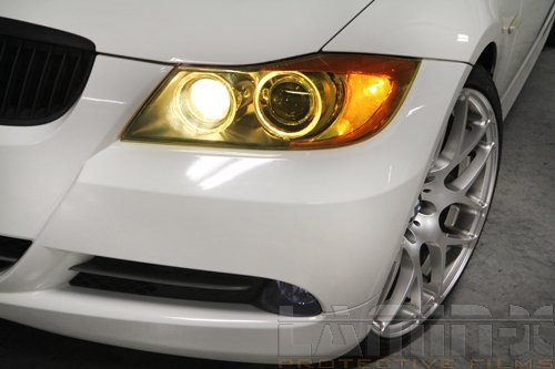 Lamin-x H040Y Headlight Film Covers