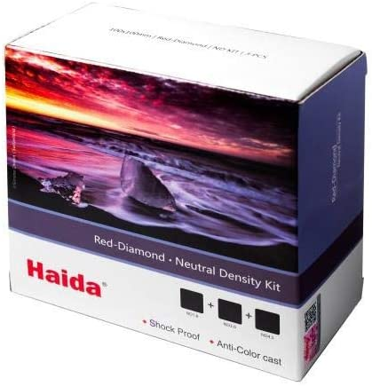 Haida レッドダイヤモンド ND 150x150mm フィルターキット