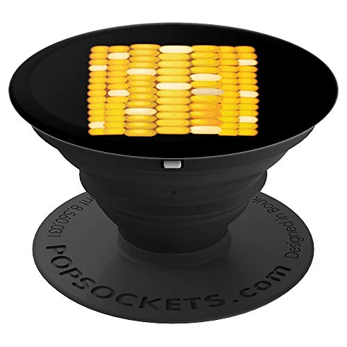 Corn Costume Halloween Art   Cool Food Dress-Up Gift - PopSockets Grip and Stand for Phones and -