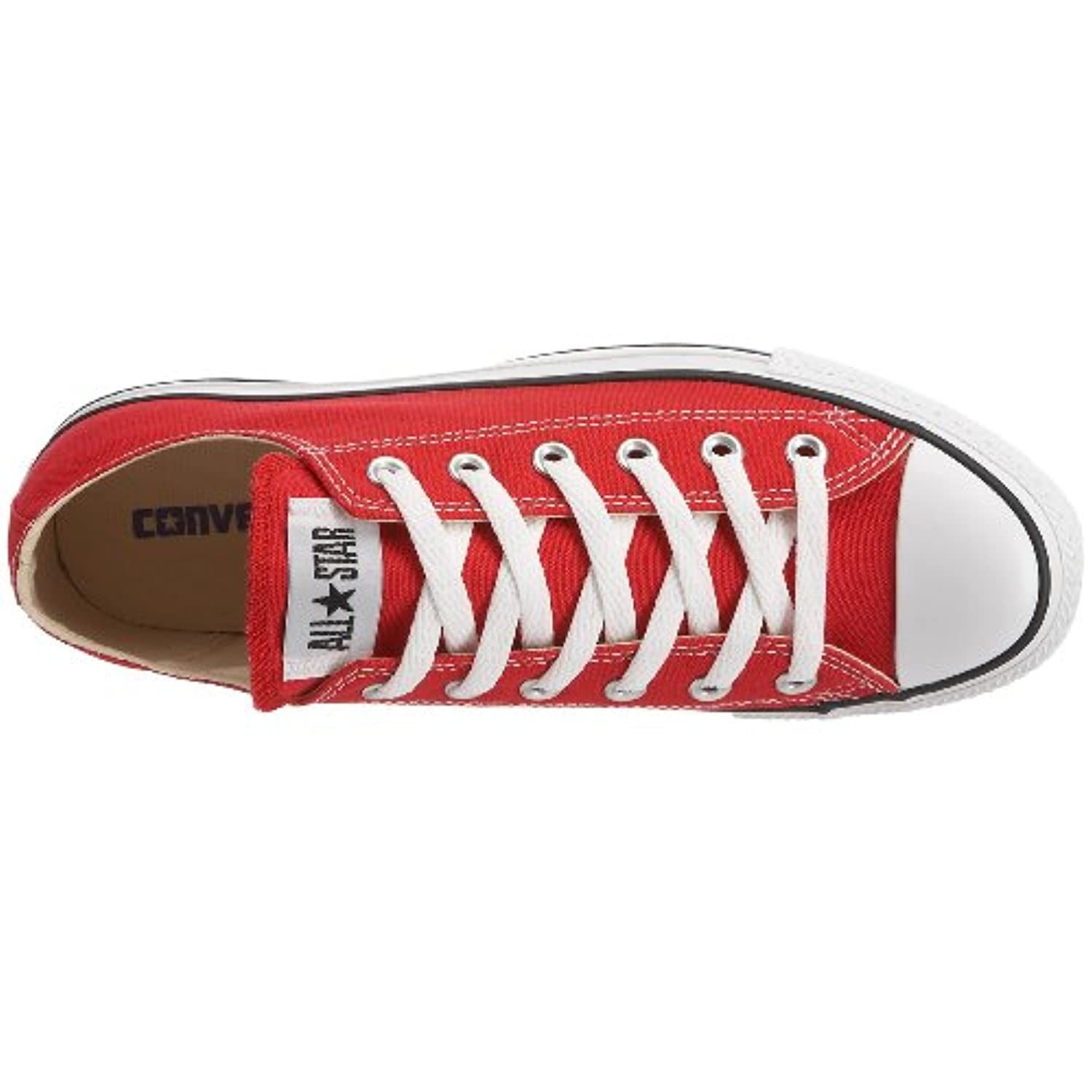 Converse Chuck Taylor All Star, Unisex-Adults' Trainers, Red, 3.5 UK (36 EU)