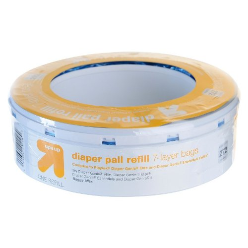 Up & up Pail Liners - 272ct