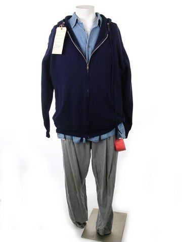 [Silver Linings Playbook Pat (Bradley Cooper) Movie Costumes] (Bradley Cooper Silver Linings Costume)