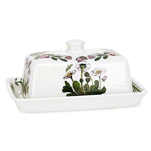 Portmeirion Botanic Garden - Covered Butter Dish by Portmeirion (Image #1)