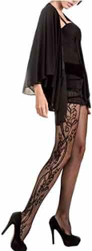 e6067de4a86 Yelete Killer Legs Women s Queen Plus Size Fishnet Pantyhose 168YD041Q