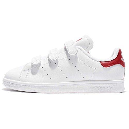 Color adidas 46 rojos Smith Rojo 0 CF S80041 Stan Blanco El Blanco ES Rozmiar pp1awq