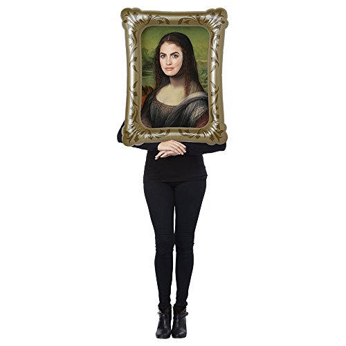 California Costumes Mona Lisa Kit Adult Costume, -Multi, One Size -