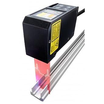 Optex LS-100CN 2D Laser Profile Sensor Analog + NPN: Amazon.com: Industrial & Scientific