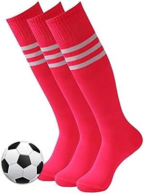 8bcbac66be2 Amazon.com   Athletic Soccer Socks