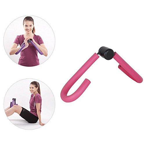 Kingken - Brazo multifunción para musculación, muscular, ejercicio, fitness, gimnasio, deporte, equipo delgado (rosa): Amazon.es: Belleza