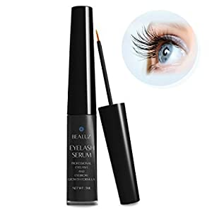 Advanced Eyelash Growth Serum Eyebrow and Eyelash Enhancer For Lush, Voluminous, And Long Lash And Brow 3 ml 3 Month Supply