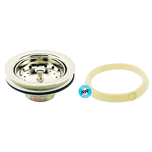 Prime-Line Products RP32160PNR Rapid Repair Basket Strainer with Putty, 3 1/2