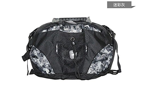 Shuxen(TM) Waist Bag for Inline Skates Funs, Good Quality Than DC Skate Bag Pack, for SEBA Rollerblade Powerslide Skating Players
