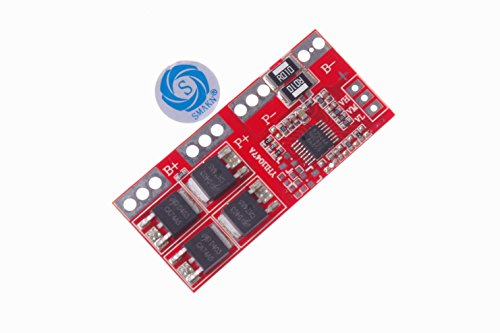SMAKN® 4S Li-ion Lithium Battery 18650 Charger Protection Board 14.4/14.8/16.8V 30A