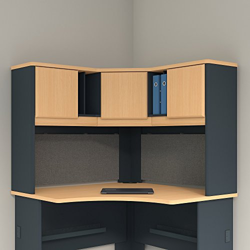 BUSH BUSINESS FURNITURE Series A:Corner Hutch by Bush Business Furniture