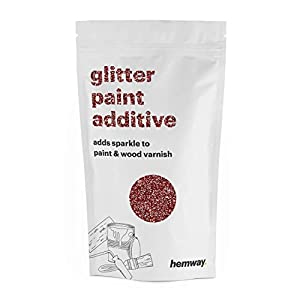 Hemway Glitter Paint Additive Crystals 100g 3 5oz For