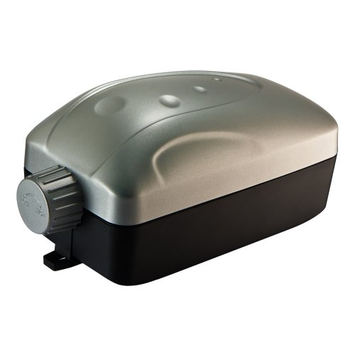 dual air pump aquarium - 6