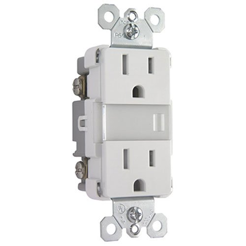 Legrand Pass Seymour NTL885TRWCC6 Nightlight Outlets product image
