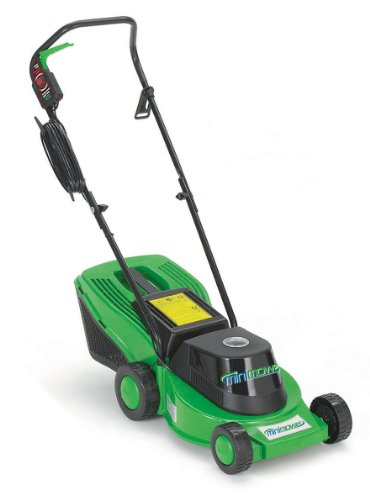 Razarsharp Minimower - 13 Inch / 12 amp Electric Lawn Mower with Catcher (Mowers Eco Lawn Friendly)