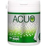 ロッテ ACUO(アクオ) グリーンミント ファミリーボトル 140g×6個入