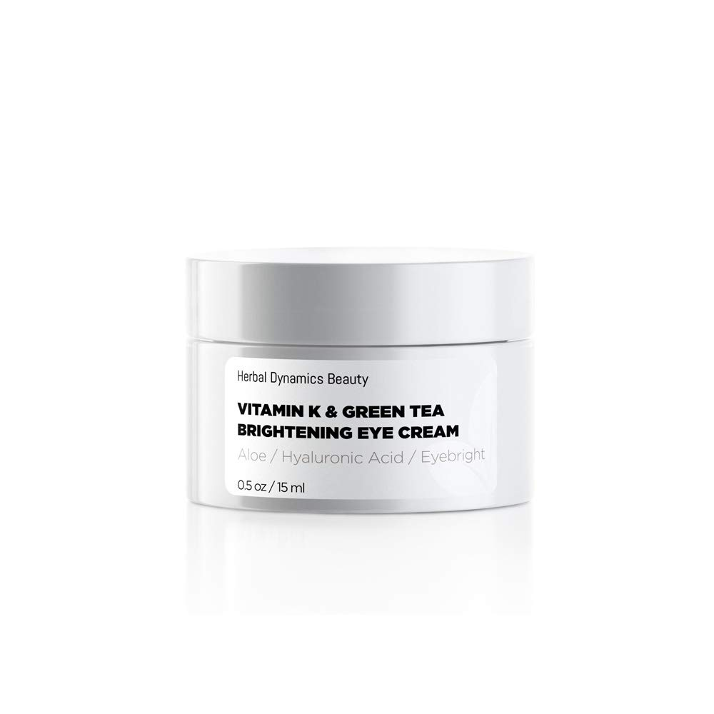 HD Beauty Vitamin K & Green Tea Brightening Eye Cream