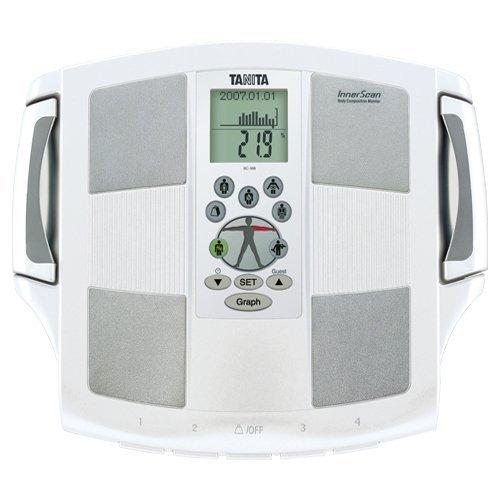 Tanita BC-568 InnerScan Segmental Body Composition Monitor by Tanita Innerscan