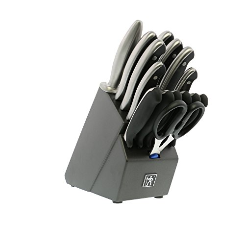 J.A. HENCKELS INTERNATIONAL Forged Synergy 16-pc Knife Block Set by ZWILLING J.A. Henckels