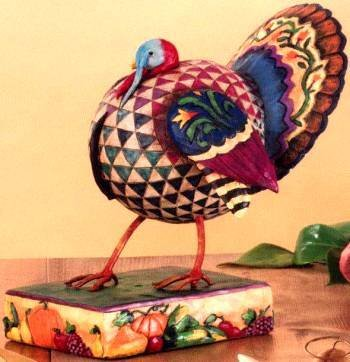 Jim-Shore-Strutting-Turkey-Figurine-for-Thanksgiving