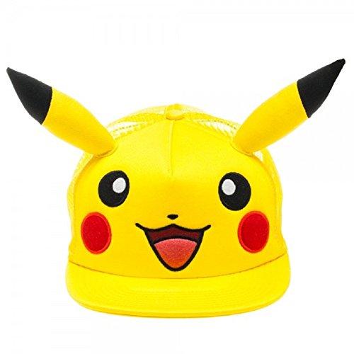 Pikac (Pokemon Hoodie With Ears)