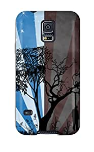 Tpu Shockproof Scratcheproof Love Tragedy Hard Case Cover For Galaxy S5 7917975K13520202