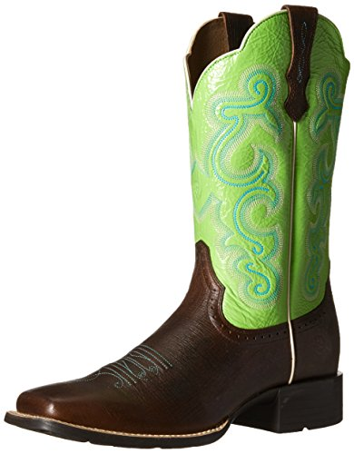 Ariat Women's Quickdraw, Scratched Chestnut, 8 M US