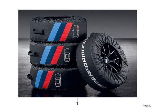 BMW Original M Performance Reifentaschen 36132461758