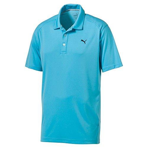 Puma Golf Men's ESS Pounce Polo, Bluefish, 3X-Large