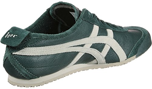 Grey Onitsuka 66 Mexico Dark Forest Tiger Vin Feather xBqnxHS