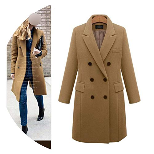 Hot Heaven Camel Wool Blazer 2019