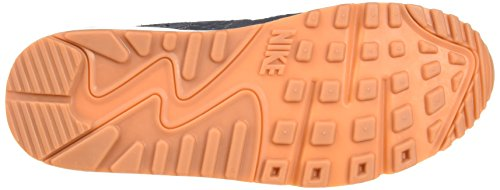 Nike White 90 Yellow Dark Donna Ginnastica da Grigio Scarpe Prm Grey Grey Gum Wmns Max Dark fRxwnErZSf