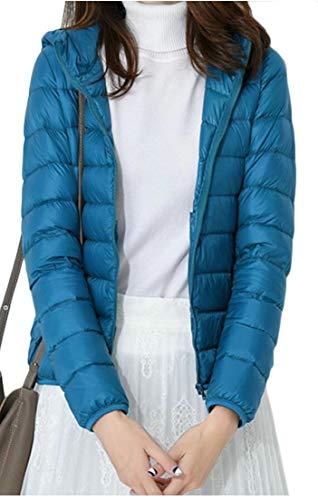 Women Packable Light Weight Jacket Ultra Hooded Down EKU 4 aqxwdOEn