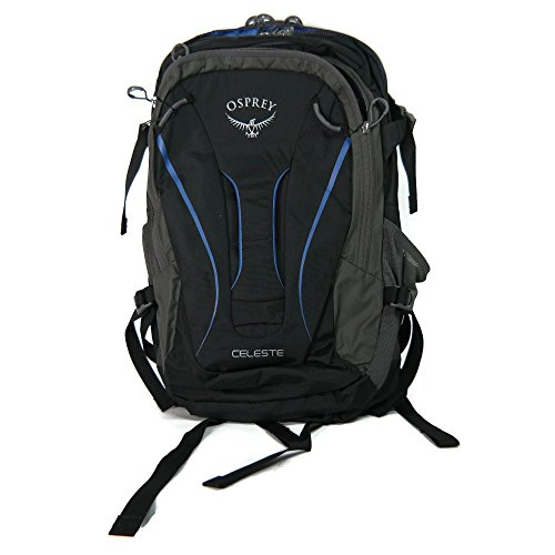 Osprey Packs Celeste Daypack, Black Orchid, One Size