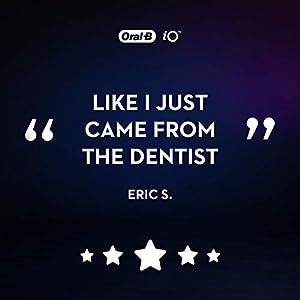 Oral-B iO Series 9 Electric Toothbrush With 4 Brush Heads, Rose Quartz (Color: Rose Quartz)