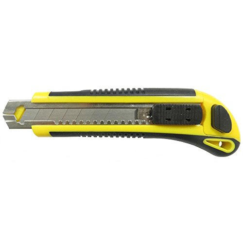 Autoload Snap - Allway Tools 7 Point 18mm Auto-Load/Steel Track Snap Knife