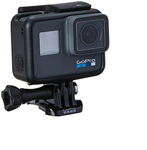 GoPro HERO6 Black - Waterproof Digital Action Camera for Travel with Touch Screen 4K HD Video 12MP Photos