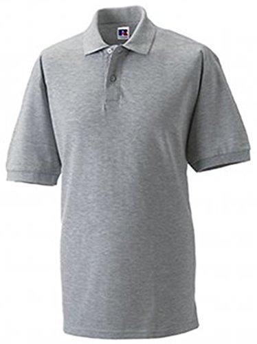 Jerzees Pique Polo Shirt XXL Light Oxford