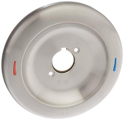 Moen 100998CBN Shower Escutcheon, Classic Brushed Nickel