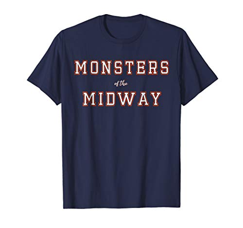 Monsters of the Midway t-shirt 2