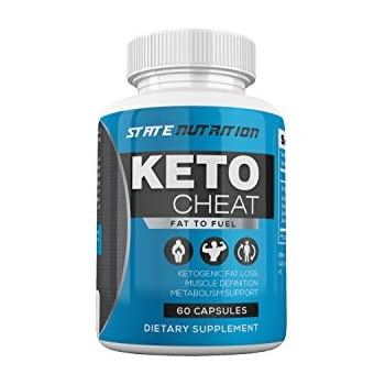 Amazon.com: Keto Cheat - Weight Loss Advanced Support