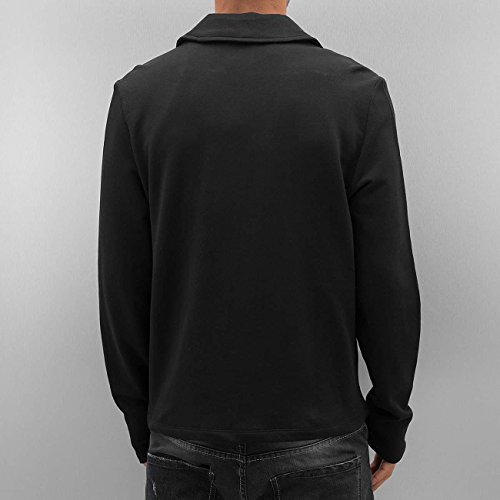 Bangastic Nero giacca Giacche Uomo Motor Mezza Stagione rpFArzwqx