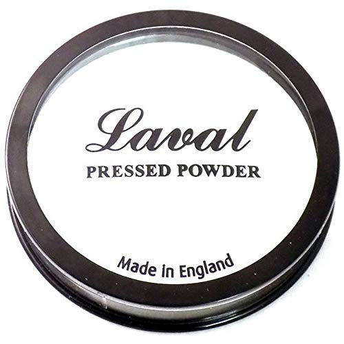 Laval Creme Pressed Face Powder White Halloween - 16G]()