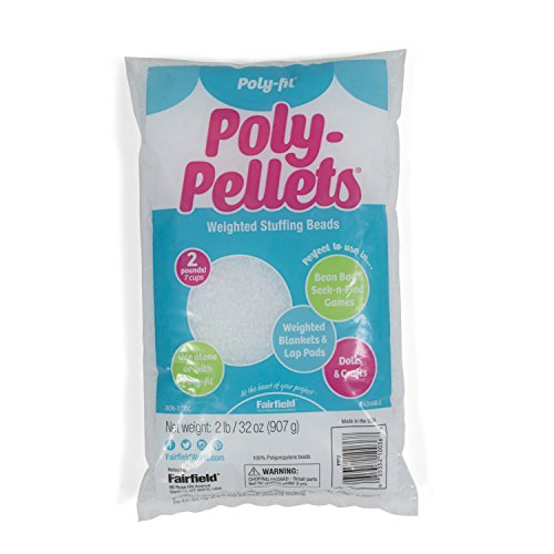Fairfield PP2B Poly Pellets Weighted Stuffing product image