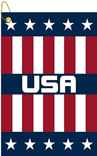Devant Usa Woven Golf Towel product image