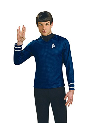 Star Trek Classic Spock Wig With Ears -